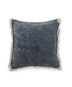 Kussen Mono 50x50 cm - blauw