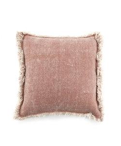 Kussen Mono 50x50 cm - roze