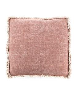 Kussen Mono 60x60x20 cm - roze
