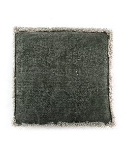 Kussen Mono 60x60x20 cm - groen