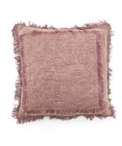 Kussen Floret 45x45 cm - roze