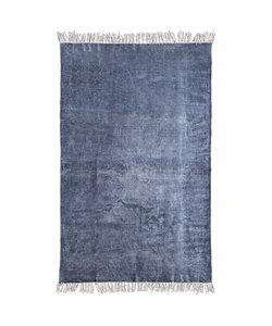 Vloerkleed Mono 120x180 cm - blauw