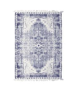 Vloerkleed Cana 160x230 cm - blauw