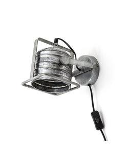 Wandlamp Minack - metal