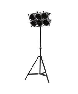Vloerlamp Minack large - zwart