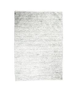 Vloerkleed Shaggy 160x230 cm - grijs