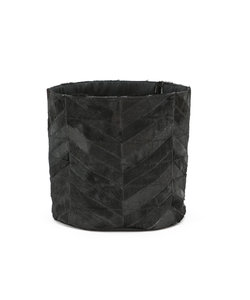 Basket Victory large - zwart