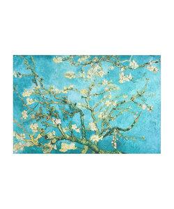Wall art Vince 60x80 cm - blauw