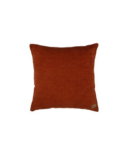 Kussen Craddle Chenille Roest