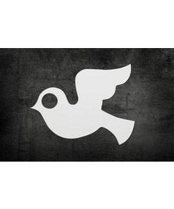 Muurdeco vogel