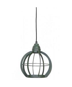 Hanglamp Ø23x24 cm BIBI donker groen