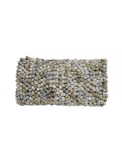 Kussen 60x30 cm GALIC taupe