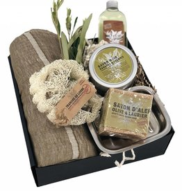 Pure ontspanning hamam box