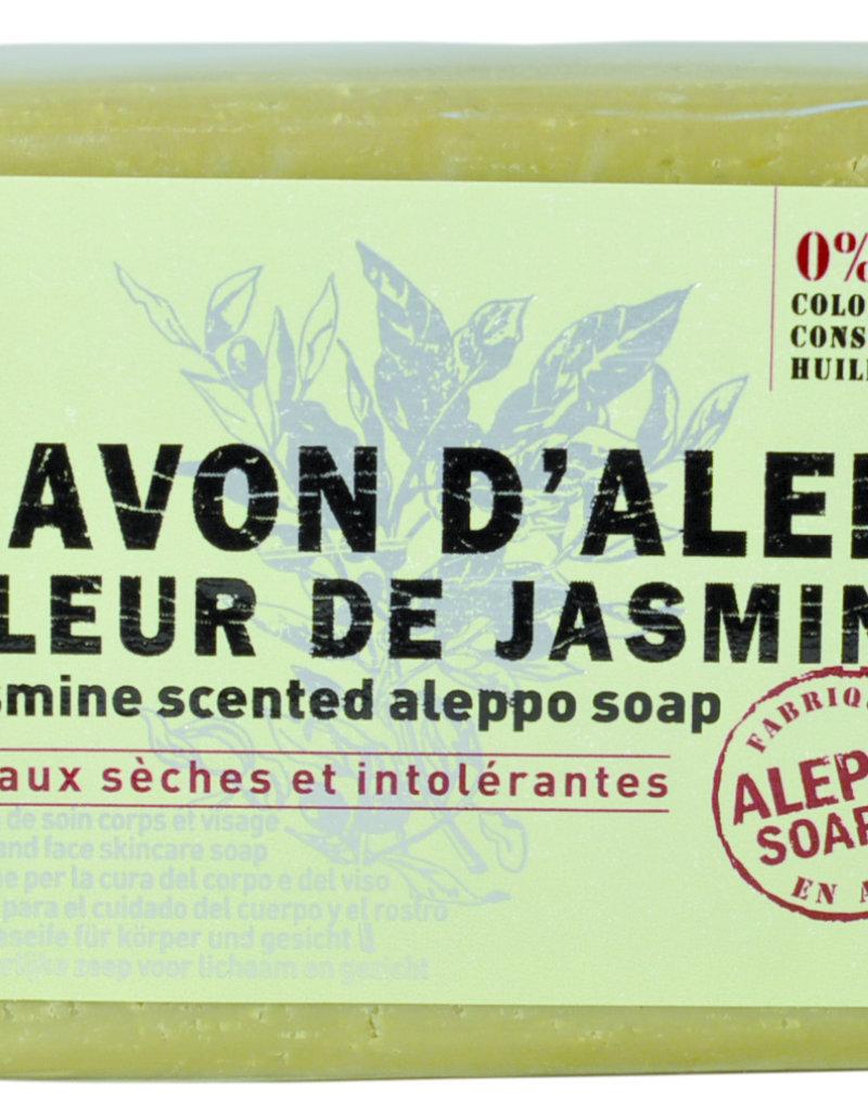Aleppo zeep jasmijn