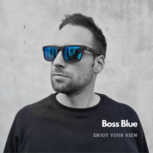 DUTCHGLASSES Boss Blue