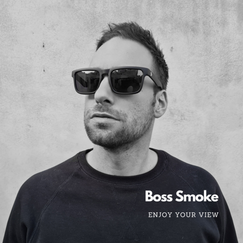 DUTCHGLASSES Boss Smoke
