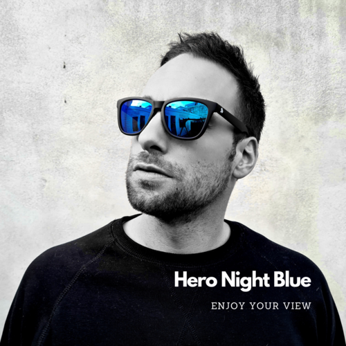 DUTCHGLASSES Hero Night Blue