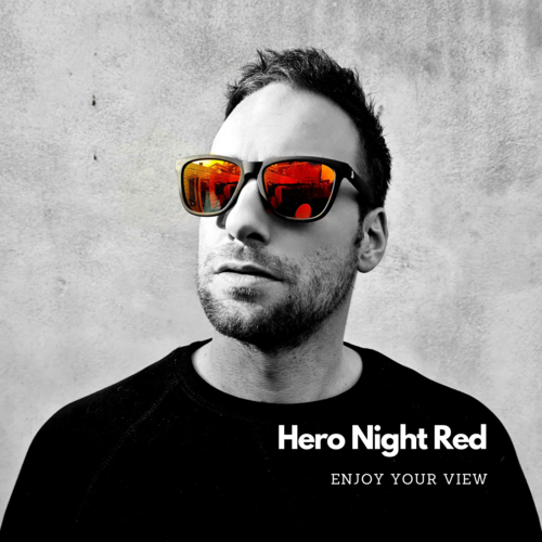 DUTCHGLASSES Hero Night Red