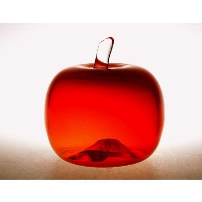 Siem van der Marel (Glaskunstenaar) Oranjeappeltje