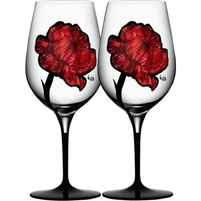 Kosta Boda wijnglas