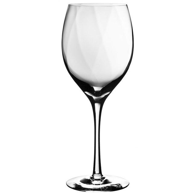 Bertil Vallien (Glasblazer) Kosta Boda wijnglas