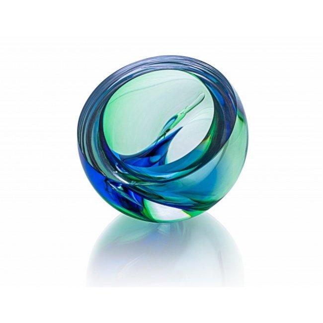 Jessica Homich (Glaskunstenaar) Glasrijk Tubbergen 2018 'Harmony'