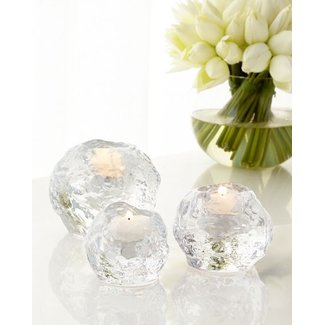 Kosta Boda Set Snowballs