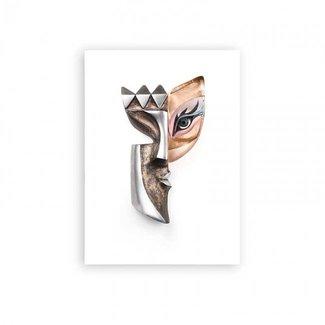 Mats Jonasson (Glaskunstenaar) Iron Lady