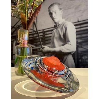 Siem van der Marel (Glaskunstenaar) Royal Leerdam Crystal