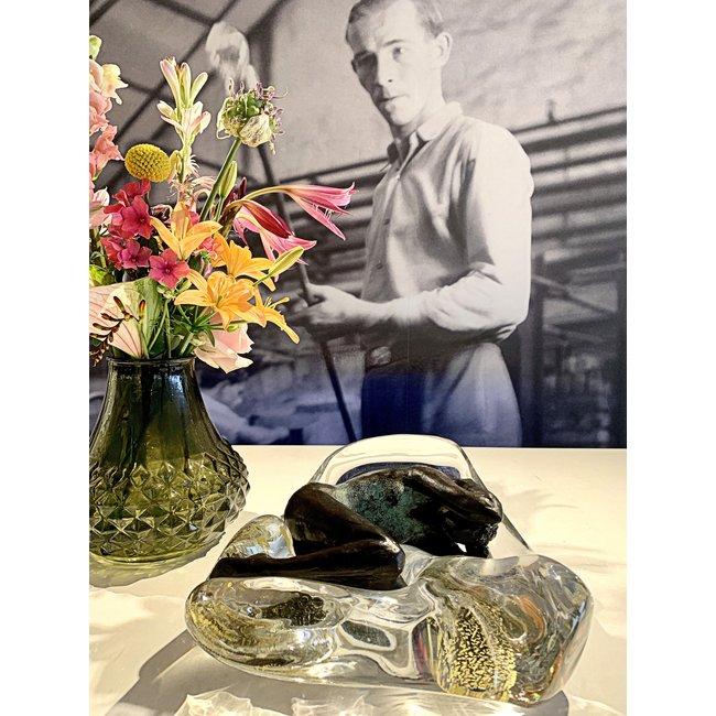 Glaskunst & Brons