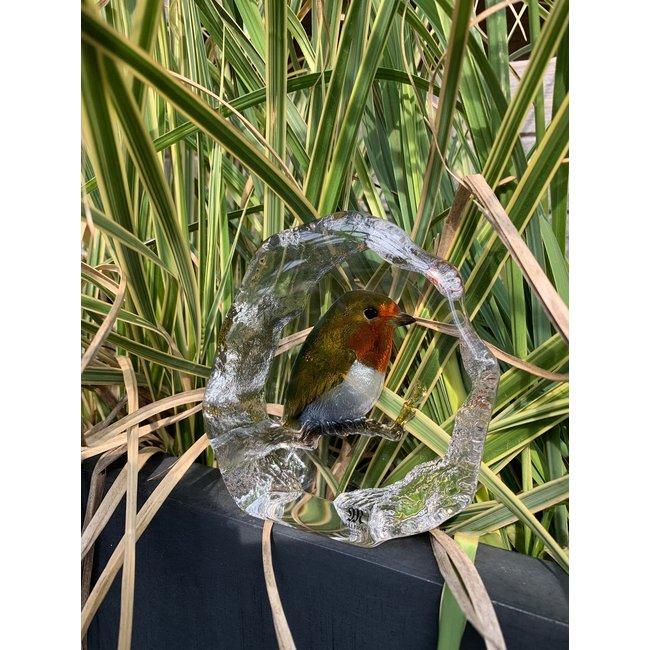 Mats Jonasson (Glaskunstenaar) Mats Jonasson Roodborstje