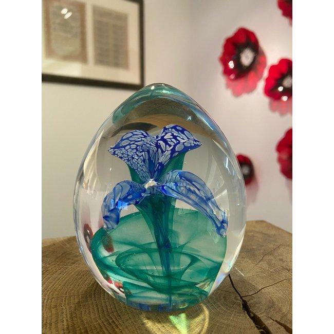 Jessica Homich (Glaskunstenaar) Leerdam glaskunst