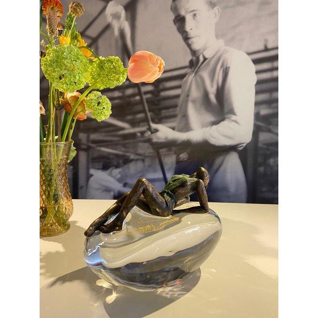 Glaskunst-Brons & Goud