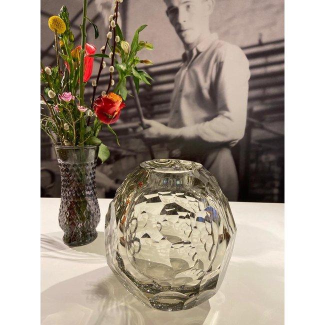 Geslepen glaskunst Unica