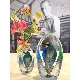 Mats Jonasson (Glaskunstenaar) Mats Jonasson kristallen vogel