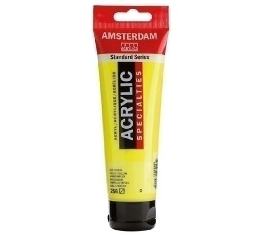 Amsterdam acrylverf 120 ml nr 256 reflexgeel