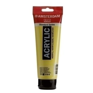 Talens  Amsterdam acrylverf 120 ml nr 274 nikkeltitaangeel