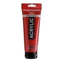 Amsterdam acrylverf 120 ml 317 transp rood middel