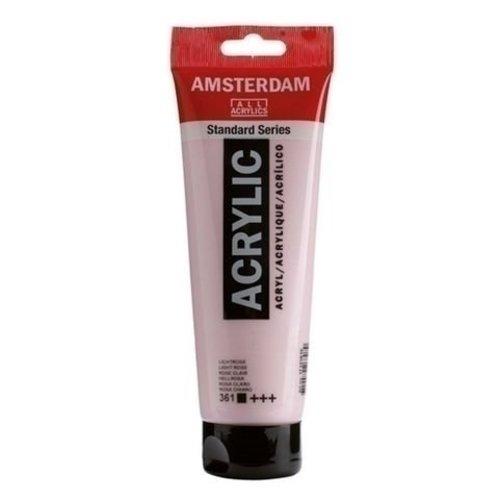 Talens Amsterdam Amsterdam acrylverf 120 ml lichtrose 361