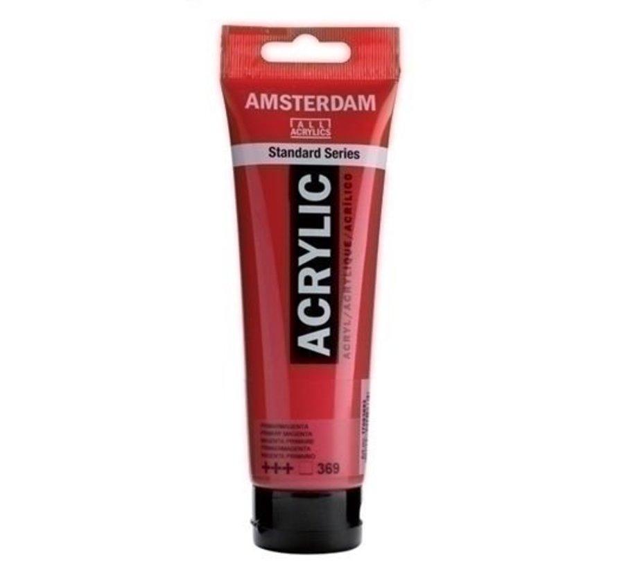 Amsterdam Acrylverf 120 ml nr 369 Primairmagenta