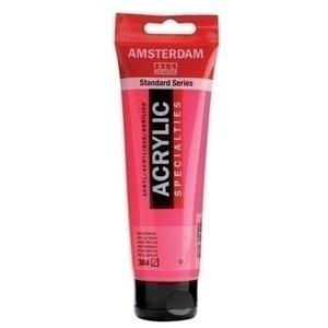 Talens Amsterdam Amsterdam Acrylverf 120 ml nr 384 Reflexrose