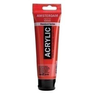 Talens Amsterdam Amsterdam Acrylverf 120 ml nr 396 Naftolrood M.