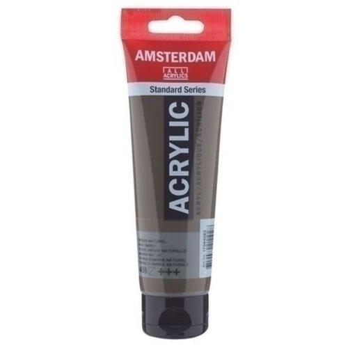 Talens  Amsterdam acrylverf 120 ml nr 408 omber naturel
