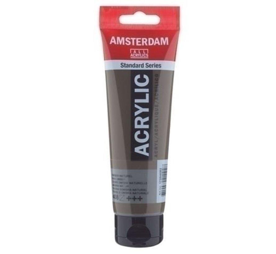 Amsterdam acrylverf 120 ml nr 408 omber naturel