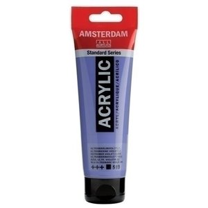 Talens  Amsterdam Acrylverf 120 ml nr 519 Ultramarijn L.