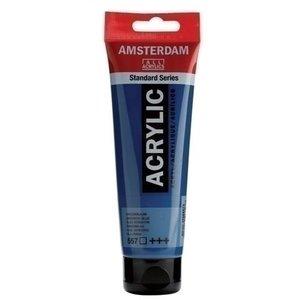 Talens  Amsterdam Acrylverf 120 ml nr 557 Groenblauw