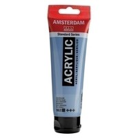 Amsterdam Acrylverf 120 ml nr 562 Grijsblauw