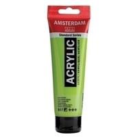 Amsterdam Acrylverf 120 ml nr 617 Geelgroen