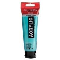 Amsterdam Acrylverf 120 ml nr 661 Turkooisgroen