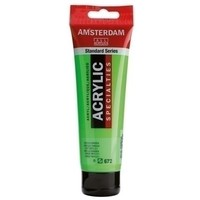 Amsterdam acrylverf 120 ml reflexgroen 672